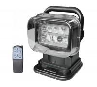 Фароискатель CH001 50W LED 10 диодов по 5W с дистанционным управлением Белый CH001 50W LED WHT