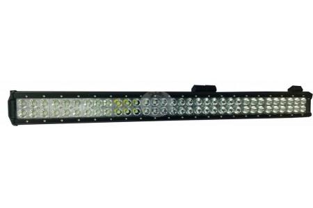 Фара светодиодная CH019B 198W 4D 66 диодов по 3W выпуклая линза оптовая продажа