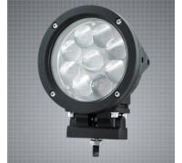 Фара светодиодная CH022 45W 9 диодов по 5W (габаритные размеры 140*178*90мм; цветовая температура 6000K; дальний свет) CH022 45W black