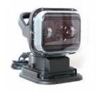 Фароискатель CH001 50W LED линза с дистанционным управлением Черный CH001-P 50W LED BLACK