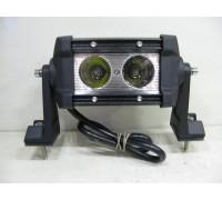 Фара светодиодная CH027 20W 4 диода по 5W (габаритные размеры 75*82*90*80мм) CH027 20W