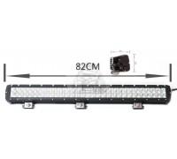 Фара светодиодная CH058 100W 20 диодов по 5W (габаритные размеры 65*55*570мм; цветовая температура 6000K; 60° ближний свет, 30° дальний свет) CH058 100W
