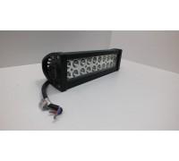 Фара светодиодная CH008 60W 5D 20 диодов по 3W (габаритные размеры 83*82*115*365мм; цветовая температура 6000K; дальний свет) 2 контакта, боковое крепление, потребляемый ток 12/24V CH008 60W 5D