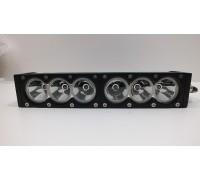 Фара светодиодная CH052 60W 6 диодов по 10W (габаритные размеры 76*58*103*290мм; цветовая температура 6000K; свет комбинированный янтарный) CH052 60W Y