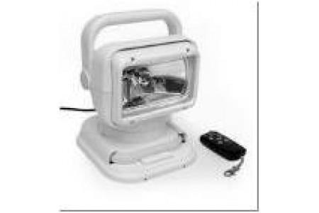 Фароискатель CH001 12V 55W ксенон с дистанционным управлением Белый(цоколь H3) оптовая продажа