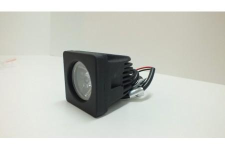 Фара светодиодная CH016 10W 1 диод 10W оптовая продажа
