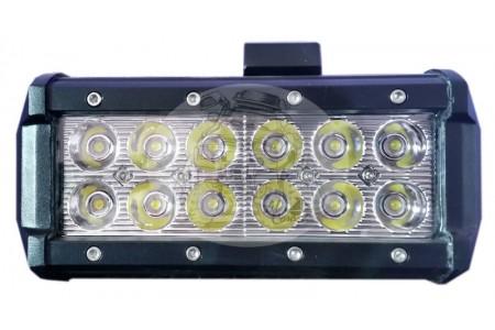 Фара светодиодная CH019В 18W 6 диодов по 3W оптовая продажа
