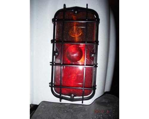 Защита задних фонарей марки ФП-132-37-16